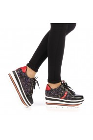 Pantofi sport dama Bienne negri
