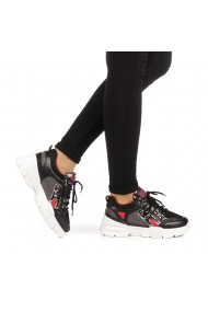 Pantofi sport dama Nohea negri