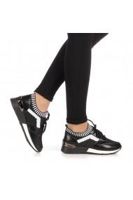 Pantofi sport dama Clevar negri