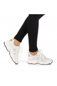 Pantofi sport dama Aguda albi