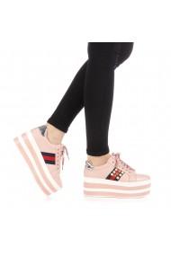 Pantofi sport dama Kaipo roz