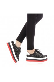Pantofi sport dama Eiros negri