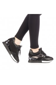 Pantofi sport dama Peachy negri