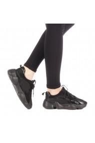 Pantofi sport dama Kaleo negri