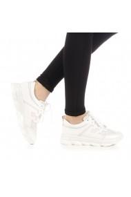Pantofi sport dama Nalani albi