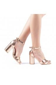 Sandale dama Daman champanie