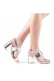 Sandale dama Caney argintii