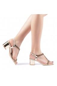 Sandale dama Asuka aurii