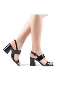 Sandale dama Caney negre