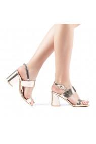 Sandale dama Caney aurii