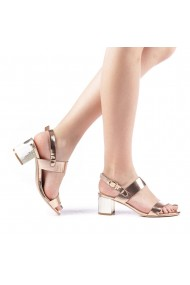 Sandale dama Enos champanie