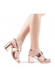 Sandale dama Caney champanie