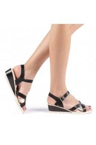 Sandale dama Eliodora negre