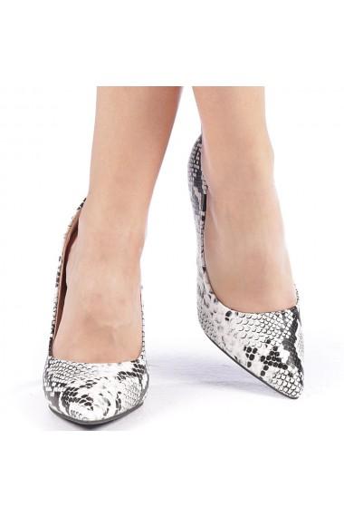Pantofi dama Torra gri