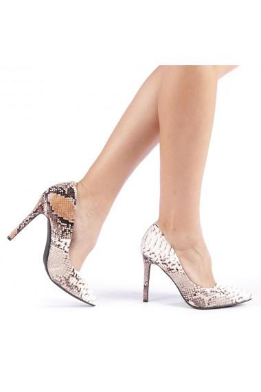 Pantofi dama Torra bej
