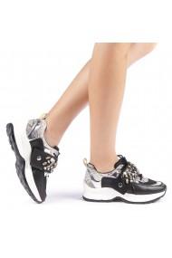 Pantofi sport dama Nona gri