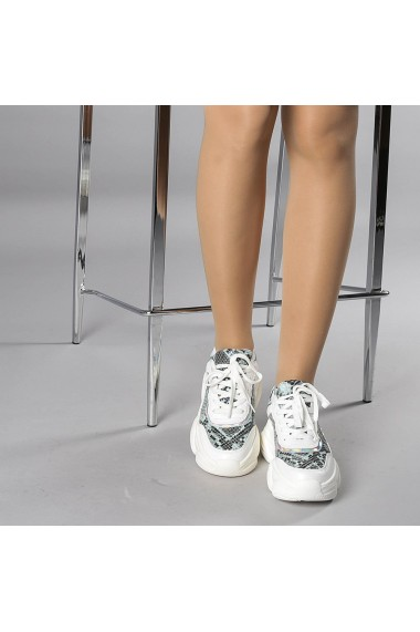 Pantofi sport dama Odeta albastri