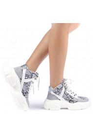 Pantofi sport dama Pansela albastri