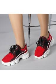 Pantofi sport dama Rane rosii