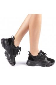 Pantofi sport dama Rane negri