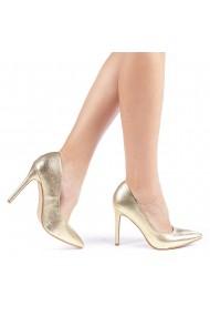Pantofi dama Torra aurii