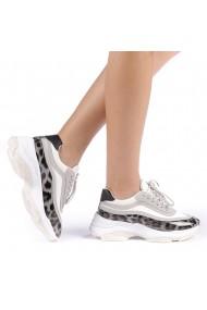 Pantofi sport dama Costelia gri