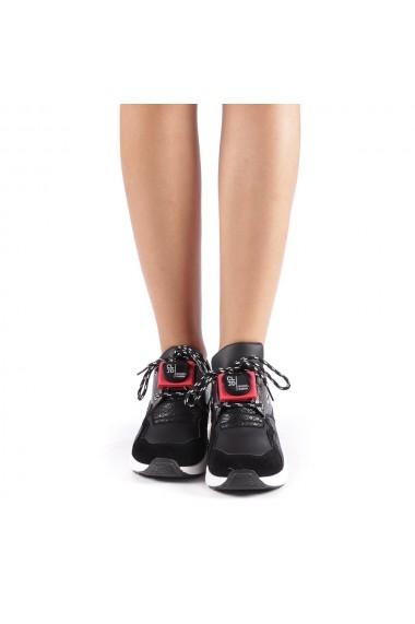 Pantofi sport dama Viorelia negri