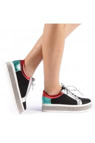 Pantofi sport dama Flavia negri