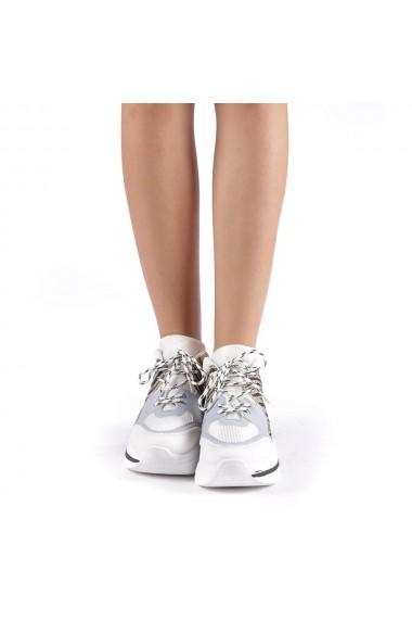 Pantofi sport dama Trania zebra