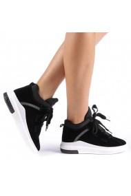 Pantofi sport dama Tasia negri