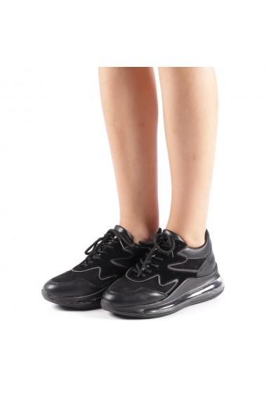 Pantofi sport dama Sadal negri