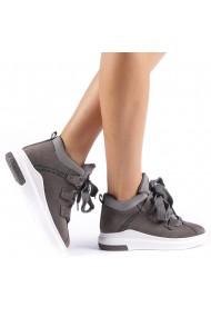Pantofi sport dama Tasia gri