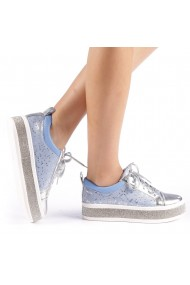 Pantofi sport dama Giulietta albastri