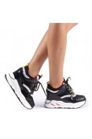 Pantofi sport dama Mayrra negri