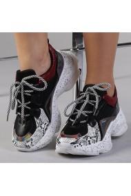 Pantofi sport dama Ailis negri