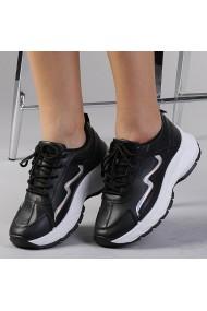 Pantofi sport dama Seona negri