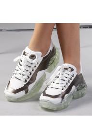 Pantofi sport dama Clementina gri