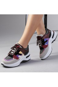 Pantofi sport dama Angela rosii