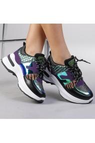 Pantofi sport dama Angela verzi