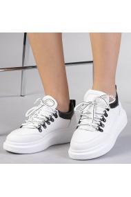 Pantofi sport dama Demetra albi