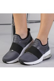 Pantofi sport dama Gilda gri