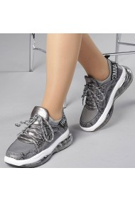 Pantofi sport dama Gafia gri