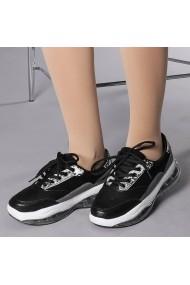 Pantofi sport dama Georgiana negri