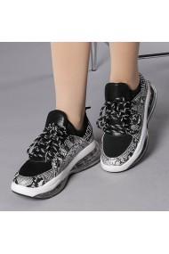Pantofi sport dama Gafia negri