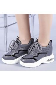 Pantofi sport dama Tameea gri