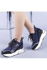 Pantofi sport dama Petrina navy