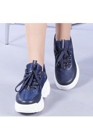 Pantofi sport dama Scarlett albastri