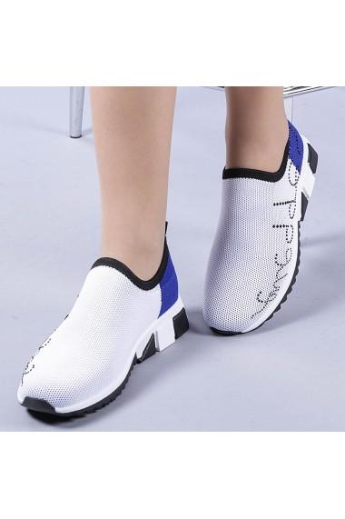 Pantofi sport dama Zasha navy