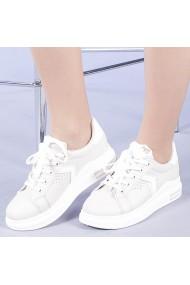 Pantofi sport dama Romana bej