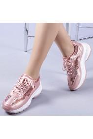 Pantofi sport dama Tazara roz